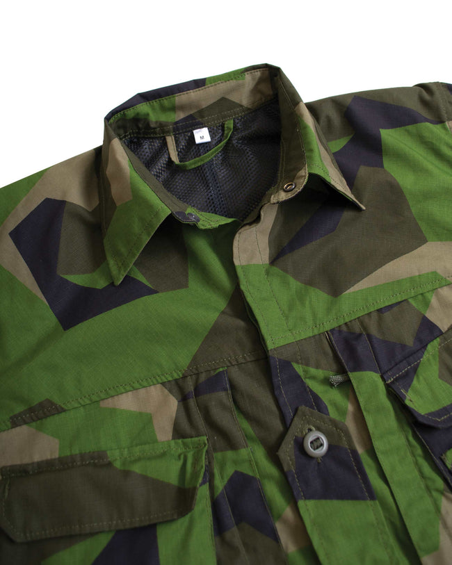 A112 Short Sleeved Shirt - Swedish M90 (SC) - Arktis