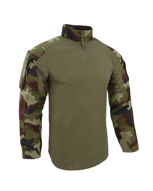 A126 LW UBACS Shirt - Irish DPM