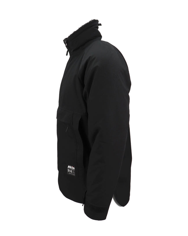 A220 Mammoth Shirt W/ Hood - Black