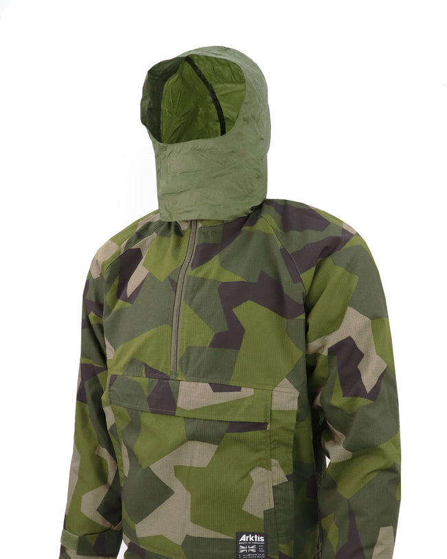 A220 Mammoth Shirt W/ Hood - Swedish M90