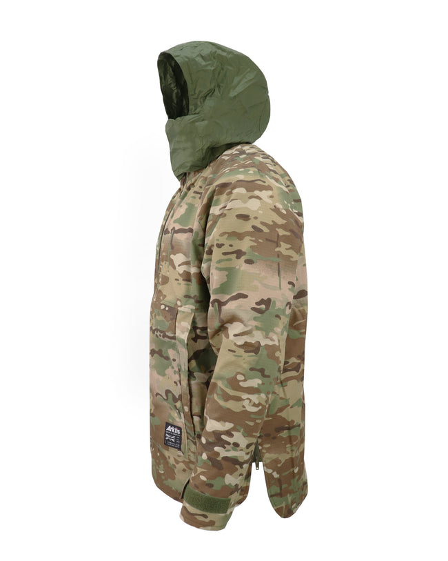 A220 Mammoth Shirt W/ Hood - OptiView