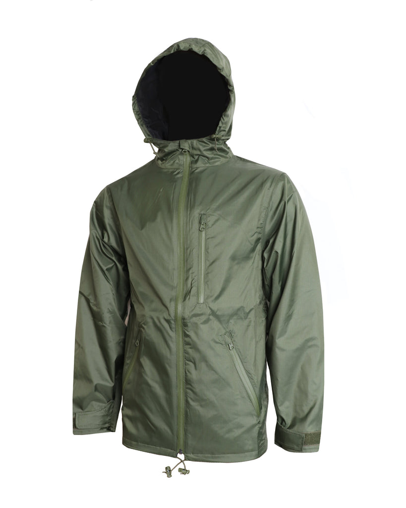 A310 Rainshield Coat V2 - Olive Green