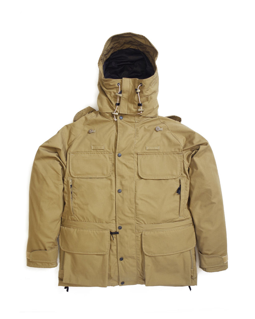 B315 Avenger Coat & Detachable Fleece - Coyote - Arktis