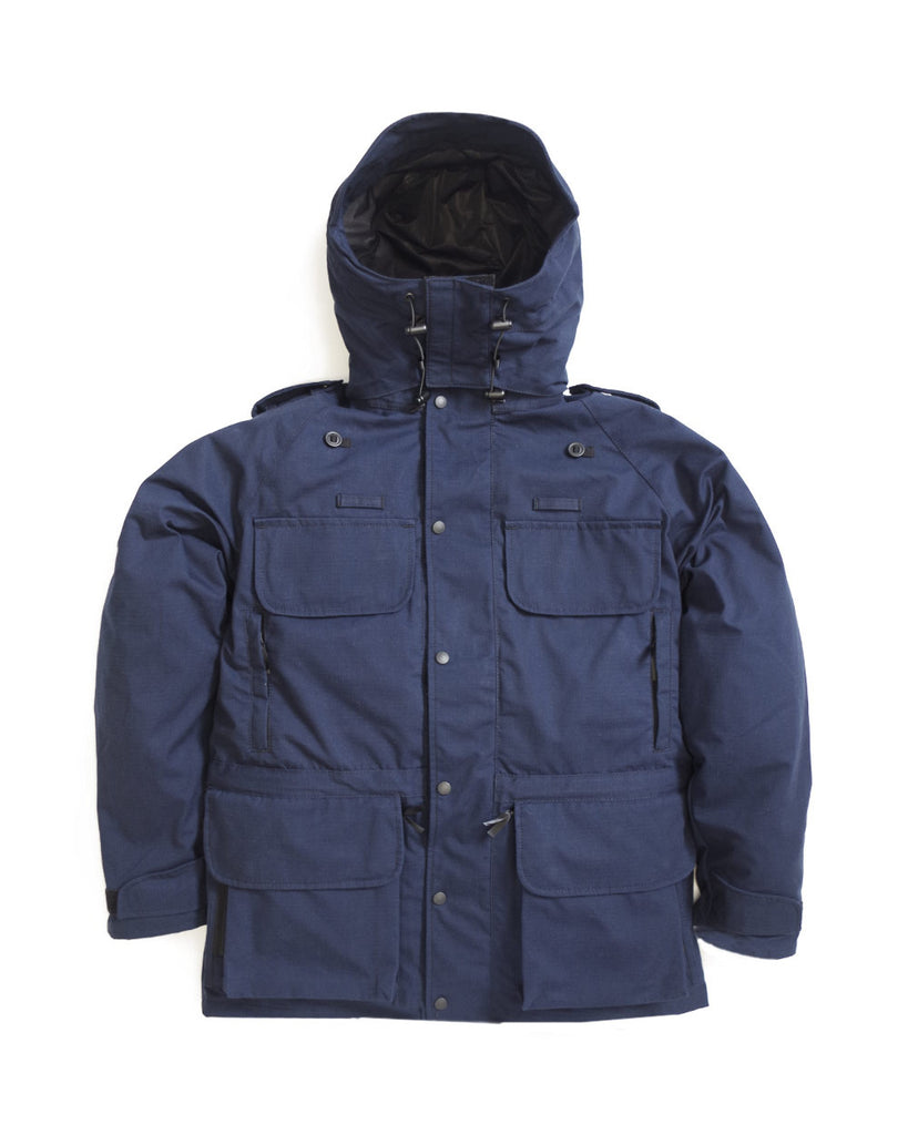 B315 Avenger Coat & Detachable Fleece - Navy Blue - Arktis
