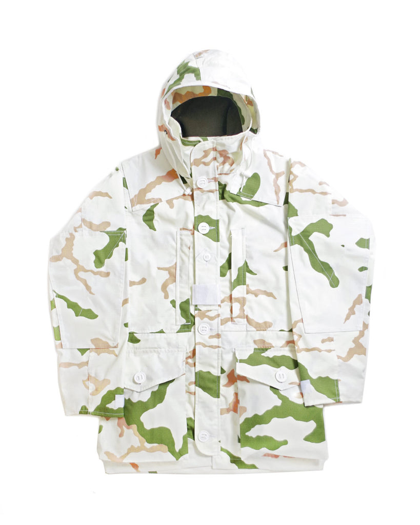 B102 French SF Winter Smock - Tundra