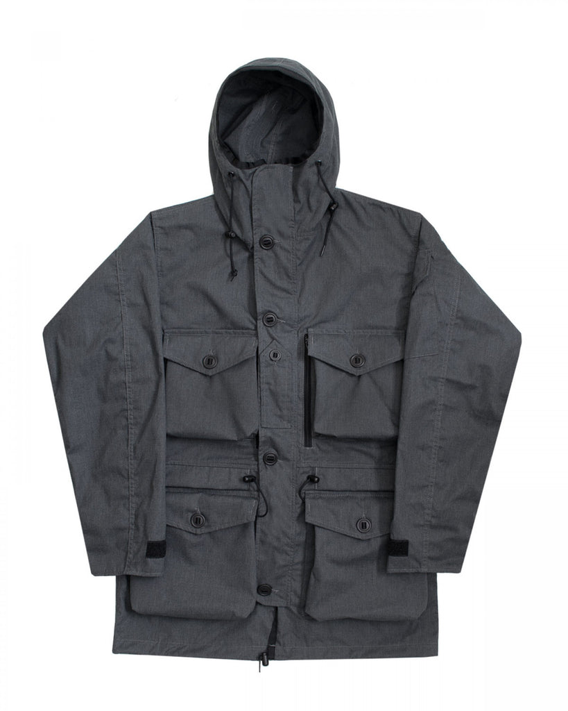 B110 Combat Smock - Brushed Charcoal - Arktis
