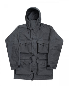 B310 Waterproof Combat Smock - Brushed Charcoal
