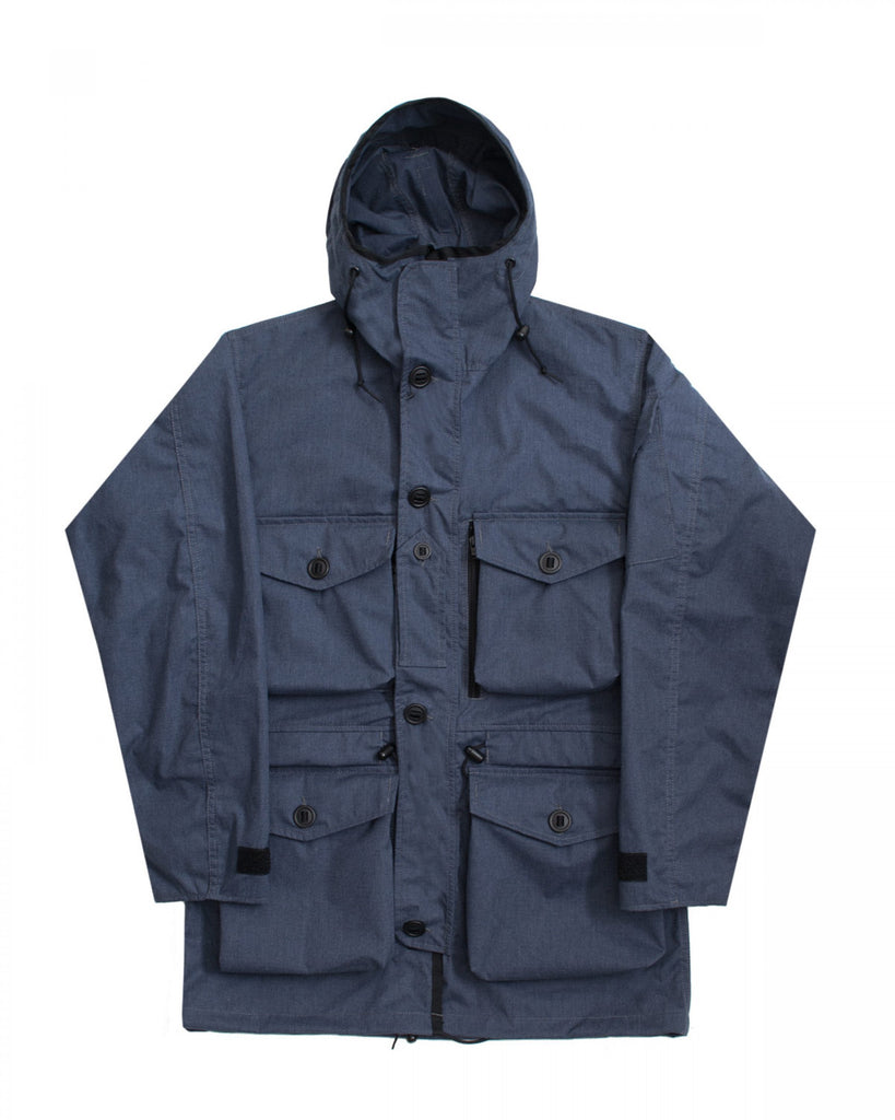 B110 Combat Smock - Brushed Navy