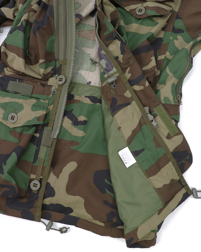 B211 Mountain Smock - M81 Woodland