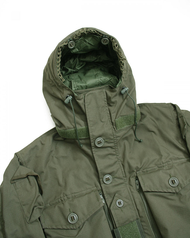B211 Mountain Smock - Olive Green - Arktis