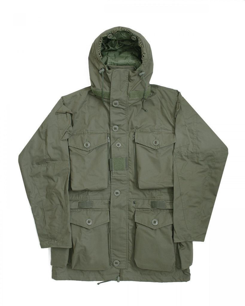 B211 Mountain Smock - Olive Green