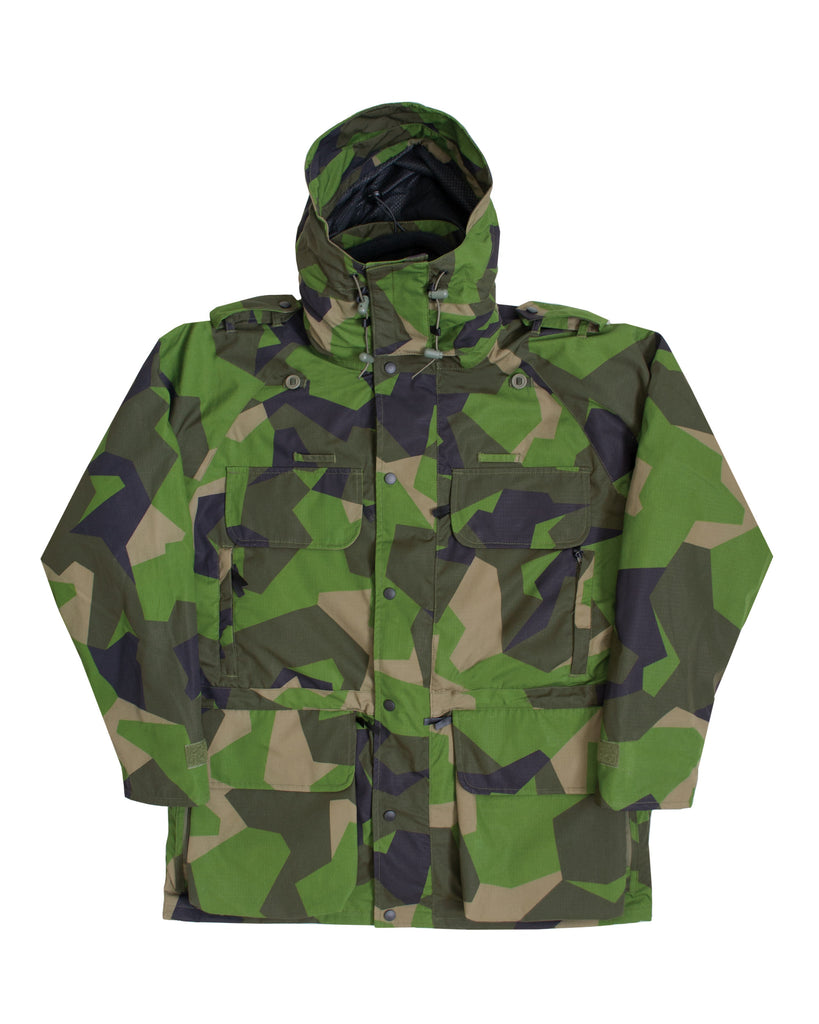 B315 Avenger Coat & Detachable Fleece - Swedish M90 - Arktis