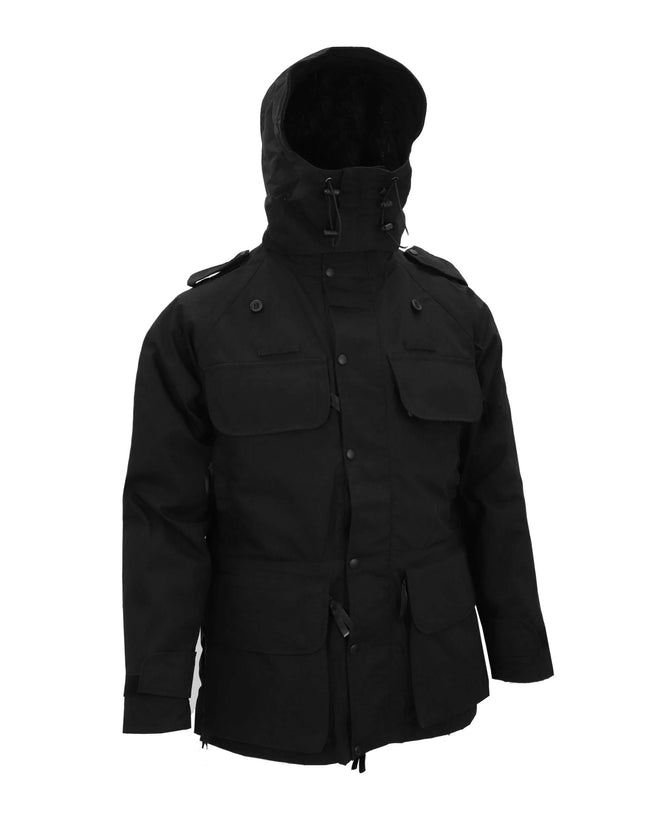 B315W Women's Avenger Coat & Detachable Fleece - Black