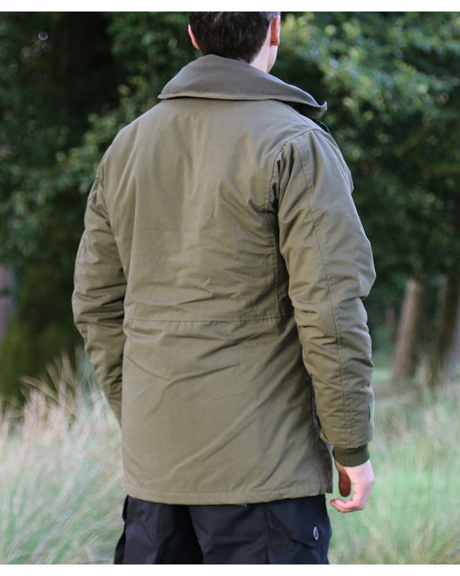 B511 Hunter Shooting Coat - Olive Green - Arktis