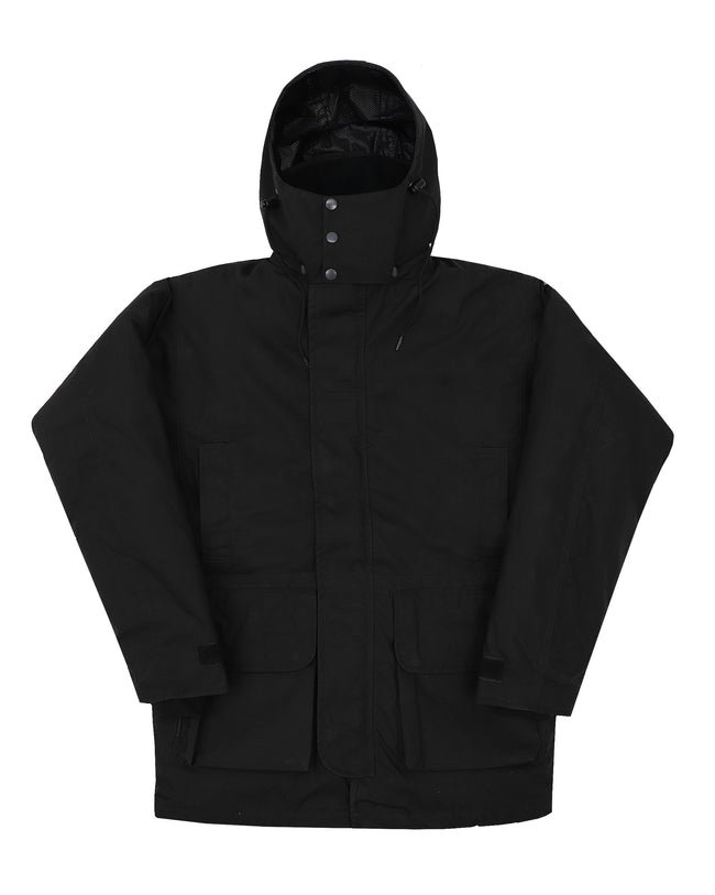 B513 Hunter '3 in 1' Thermal Coat - Black