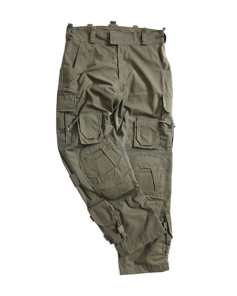 C222 Ranger Trousers - Olive Green