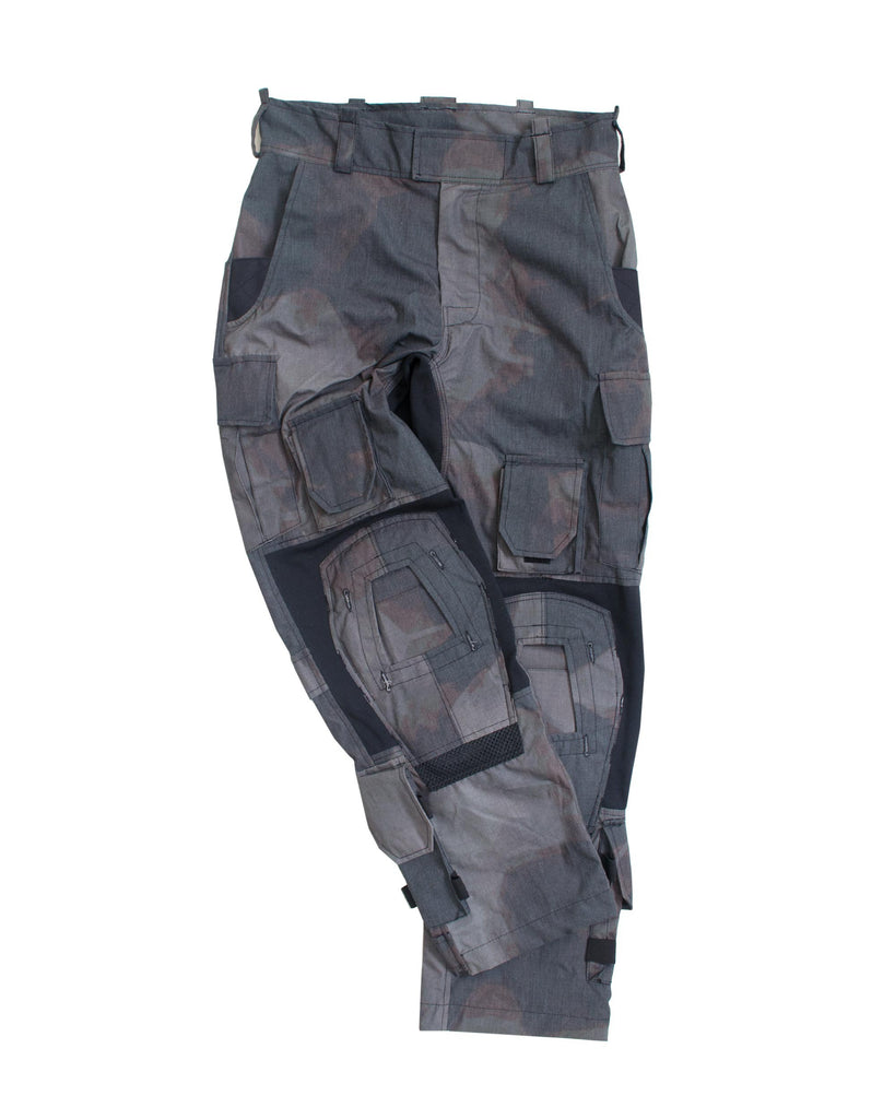 C222 Ranger Trousers - Comb Rust