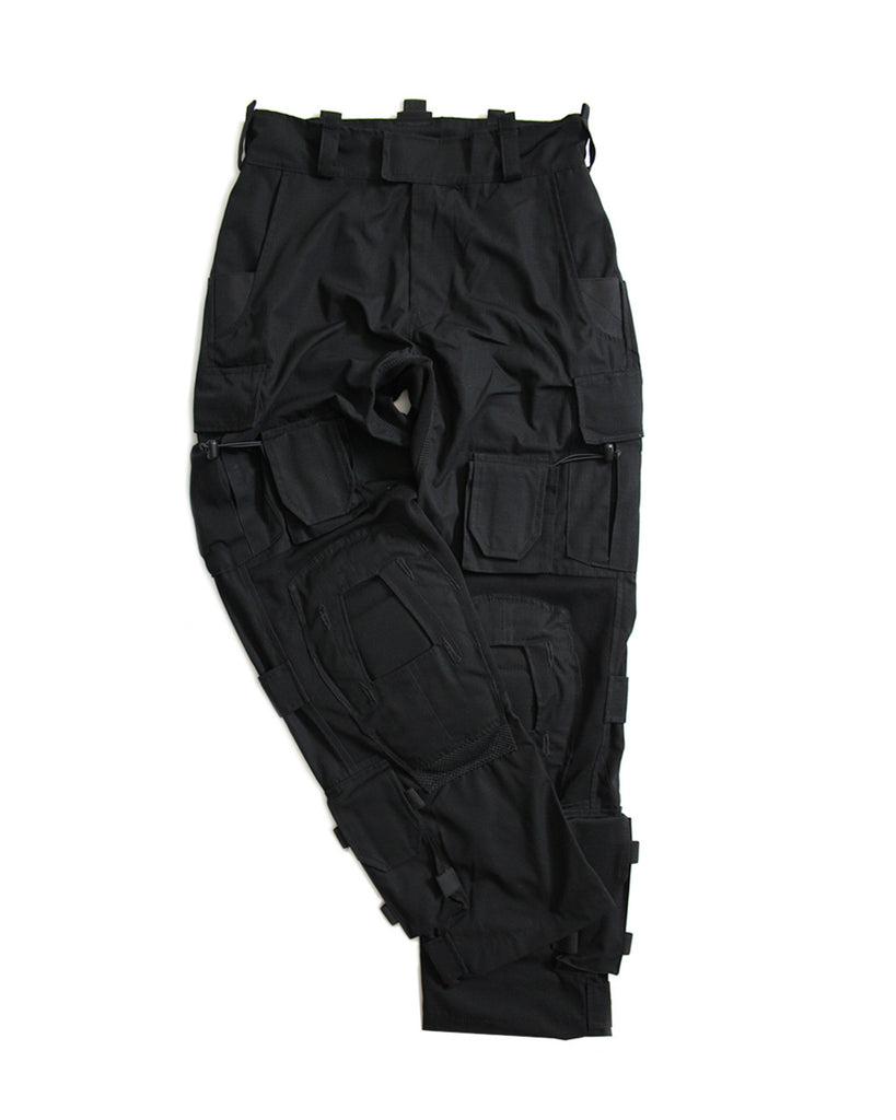 C222 Ranger Trousers - Black - Arktis