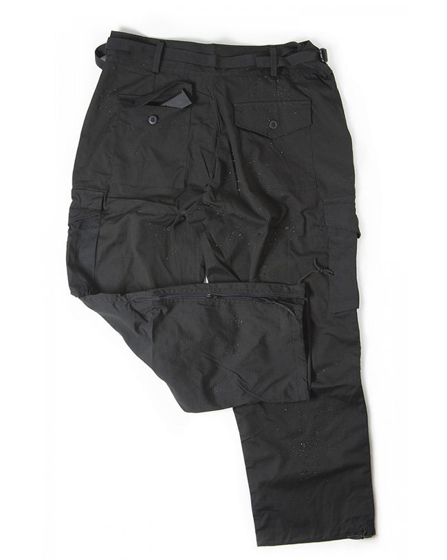 C310 Waterproof Combat Trousers - Black - Arktis