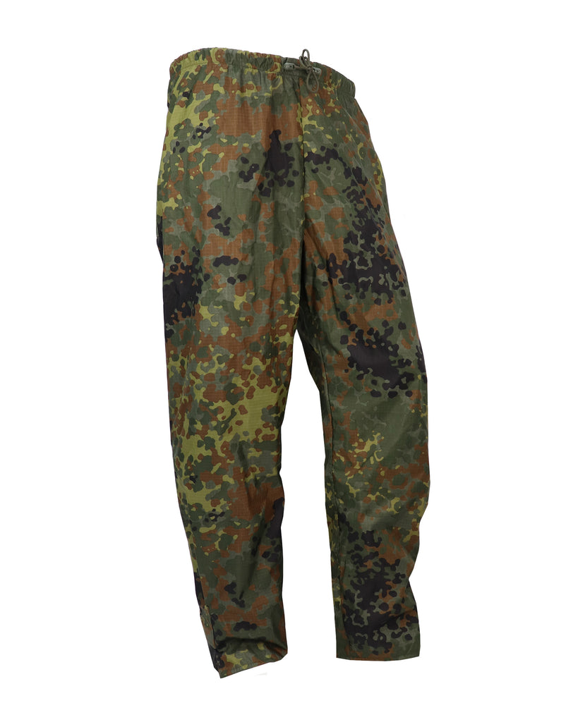 C312 Rainshield Trousers - Flecktarn