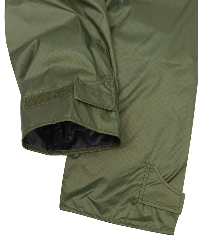 C312 Rainshield Trousers - Olive Green