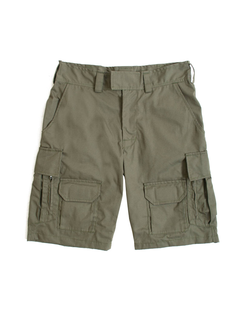 C411 Ranger Shorts - Olive Green