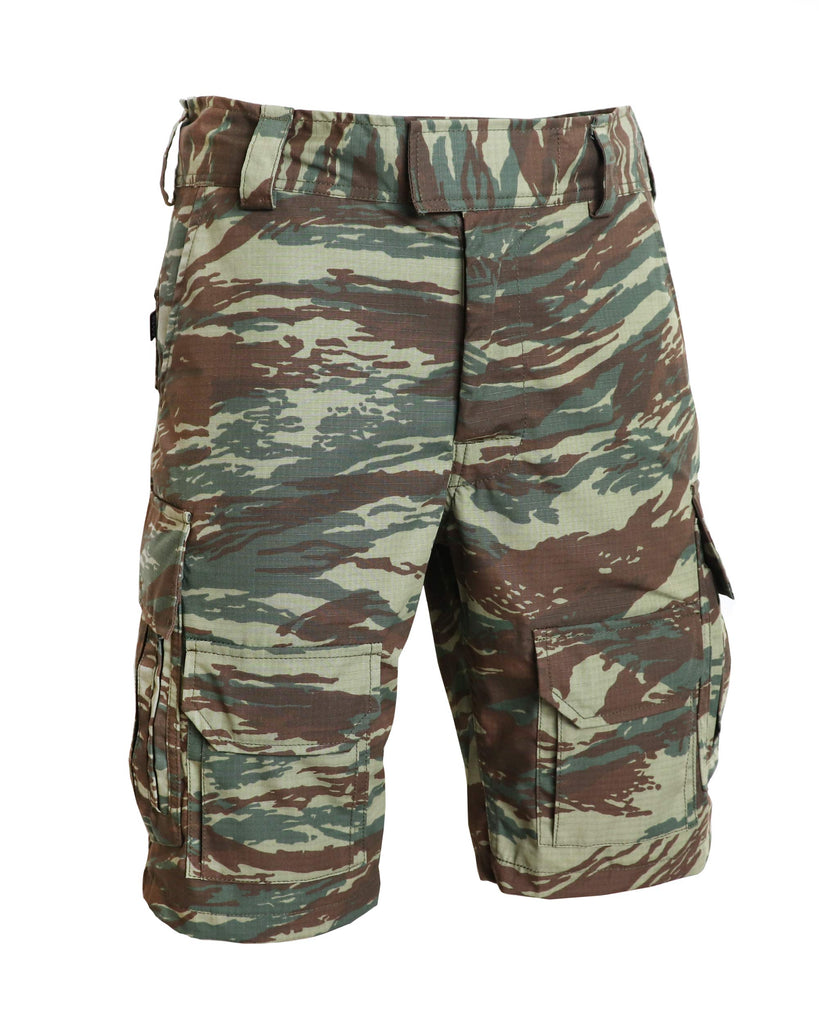 C411 Ranger Shorts - Greek Lizard