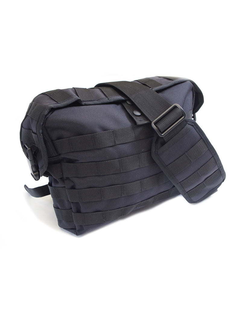 H117 Shoulder Mag Dump Bag - Black - Arktis