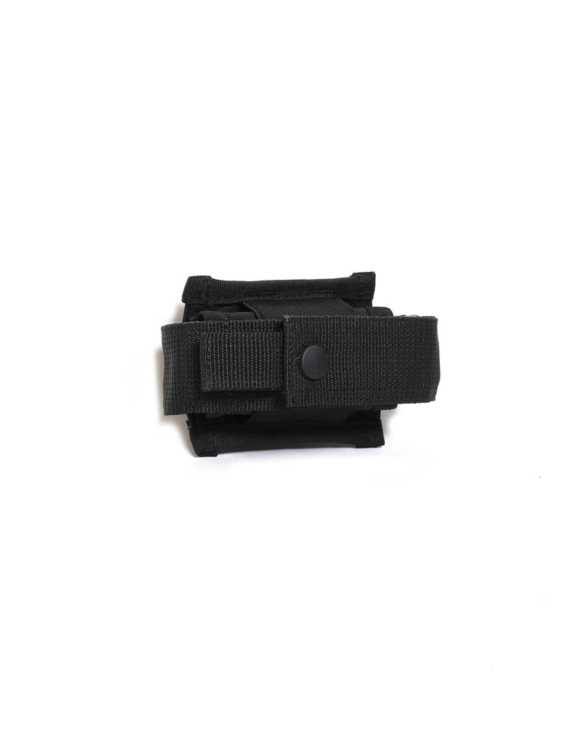 MAM02 - 9mm Magazine (Horizontal) MOLLE Pouch - Black - Arktis