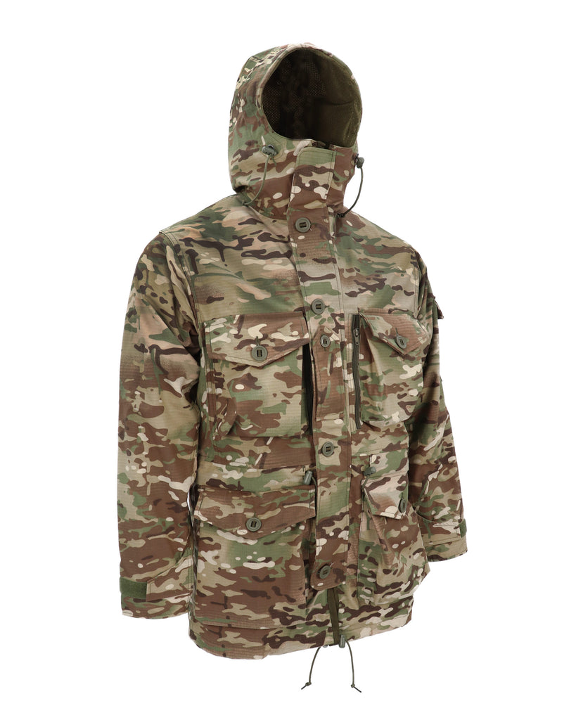 B310 Waterproof Combat Smock - OptiView