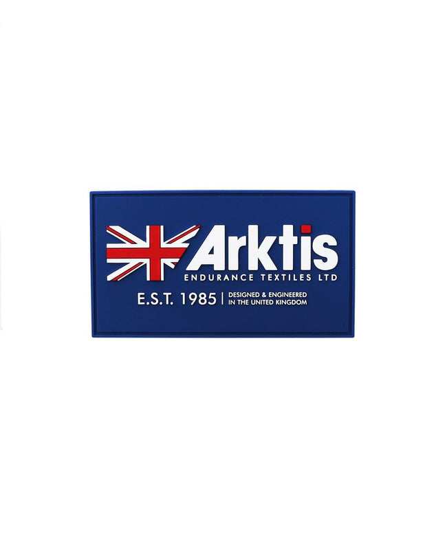 Arktis Logo Velcro Patch - Blue