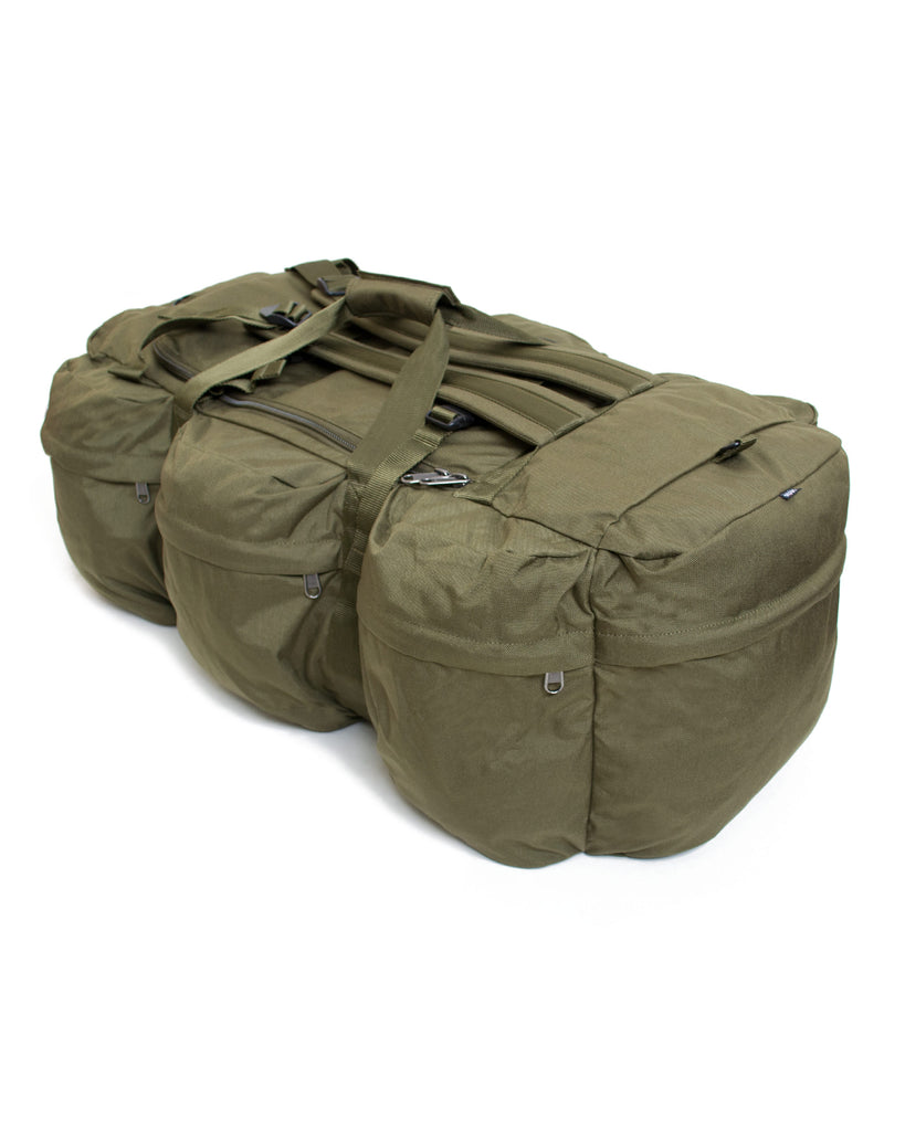 T112 80L Loadout Bag - Olive Green