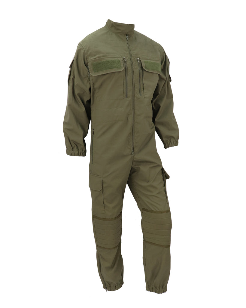 V120 - Intervention Coverall - Olive Green
