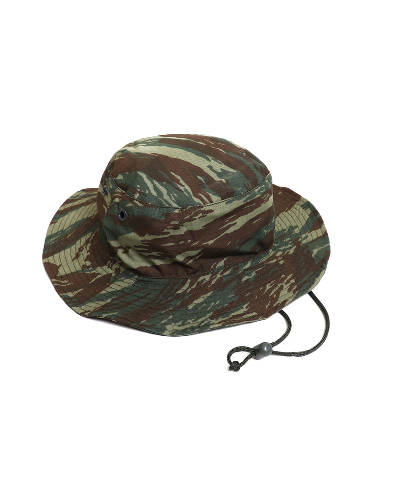 V194 Boonie Hat - Greek Lizard