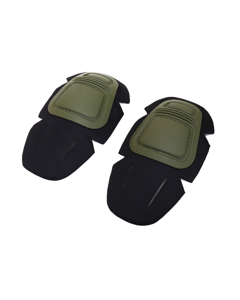 Z222 - Advanced Knee Pads (For C222) - Olive Green