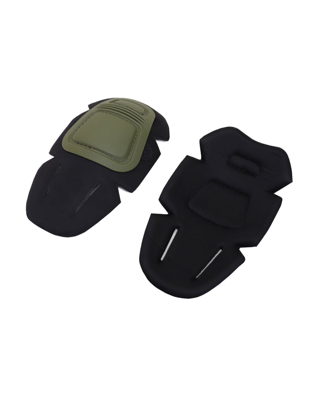 Z222 - Advanced knee pads (For C222) - Olive Green - Arktis