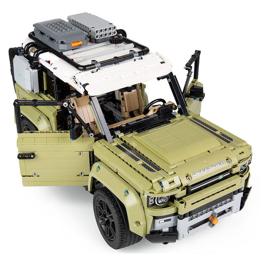 Land Rover Defender, LEGO Modell, LEGO Technic Defender