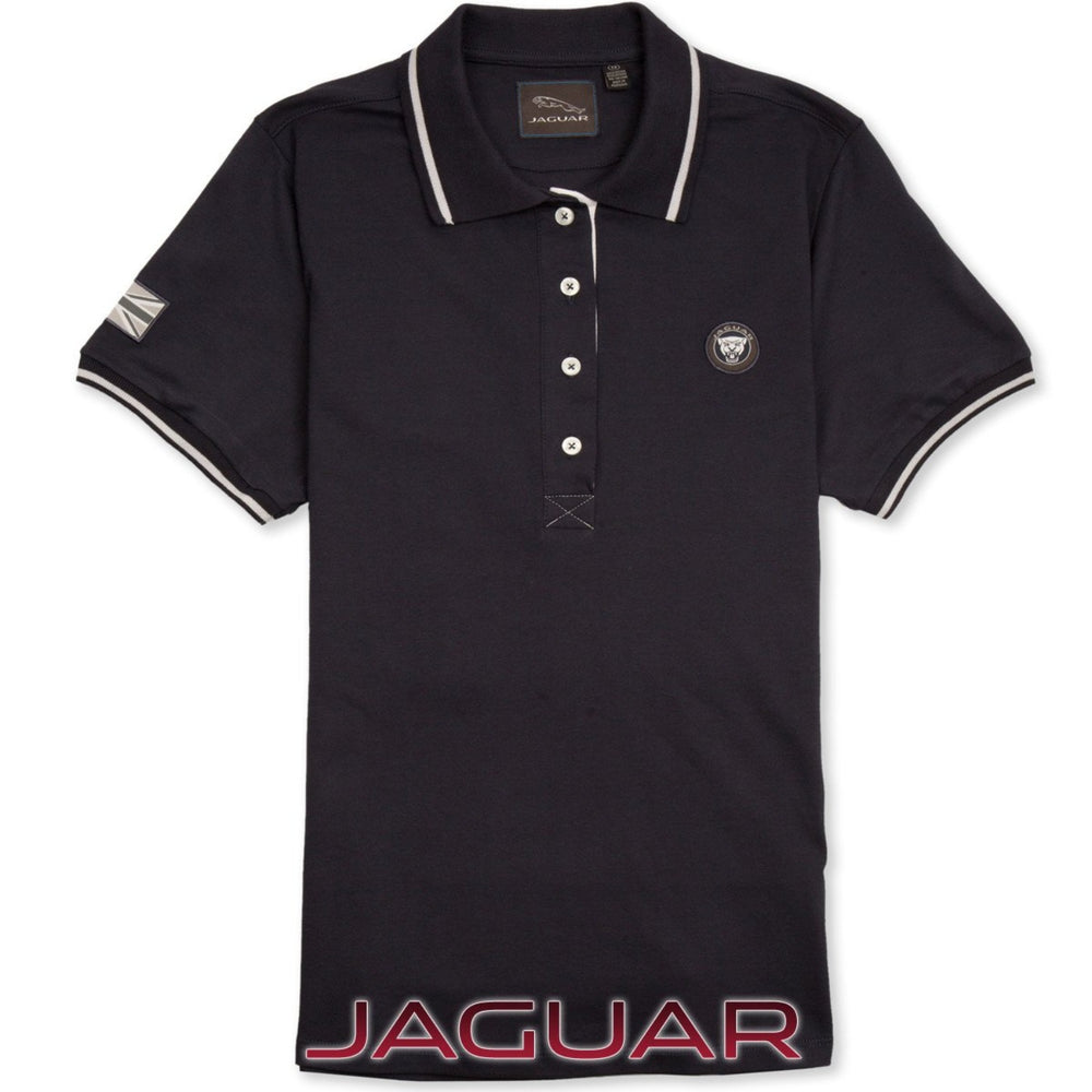 Jaguar Polo-Shirt mit Growler - Damen