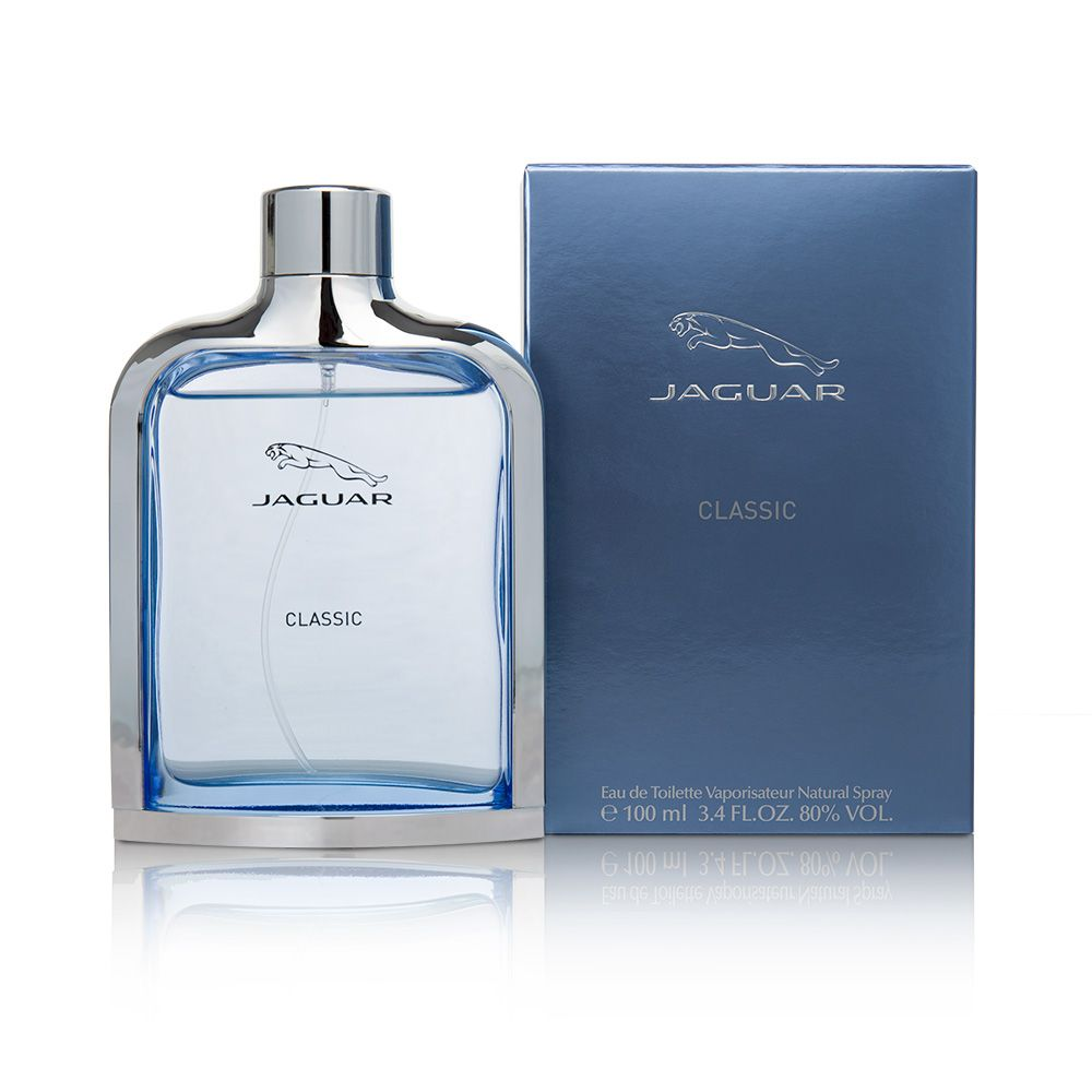 Jaguar Classic Eau de Toilette 100ml