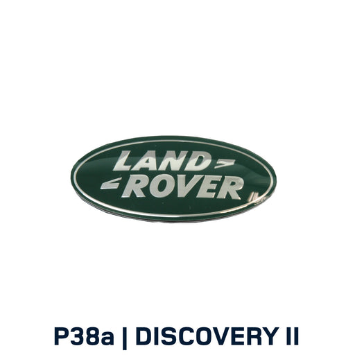 Land Rover Emblem Range Rover (P38a) + Discovery 2