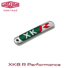 Jaguar XK8 R Performance Emblem