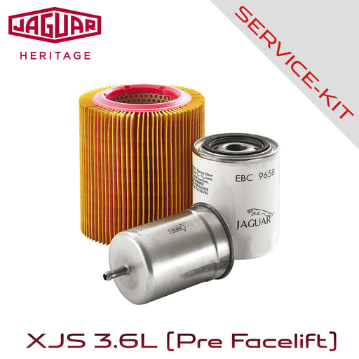 Jaguar XJS - Service Kit 1