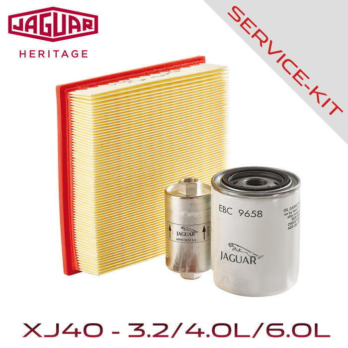 Jaguar XJ40 - Service Kit 4