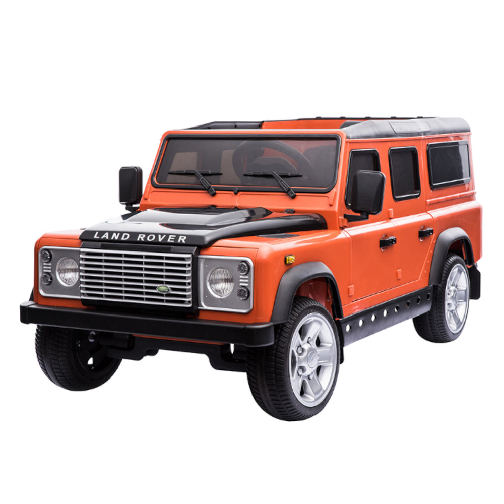 Kinder-Elektroauto Land Rover Defender
