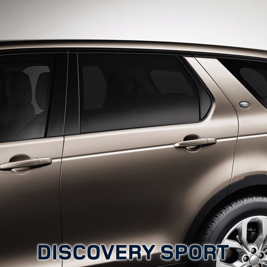 Sonnenblenden discovery sport experience parts for Discovery versand gmbh