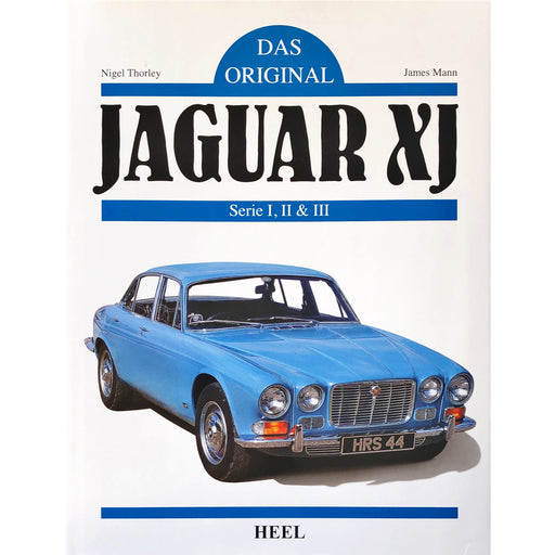 Das Original: Jaguar XJ