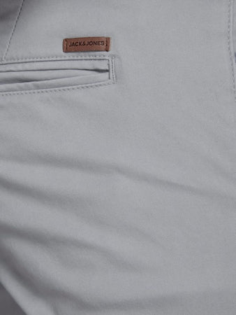 Jack Jones Marco Bowie Chinos Light Grey