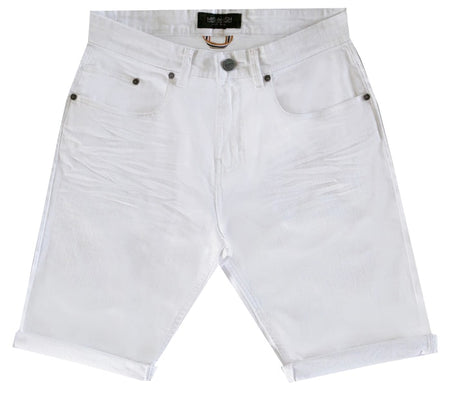 Mish Mash 2135 Paul Shorts White