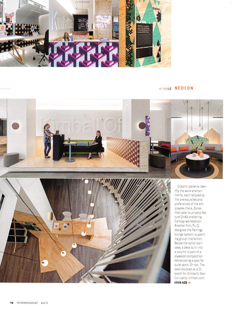 interior design magazine - rich brilliant willing