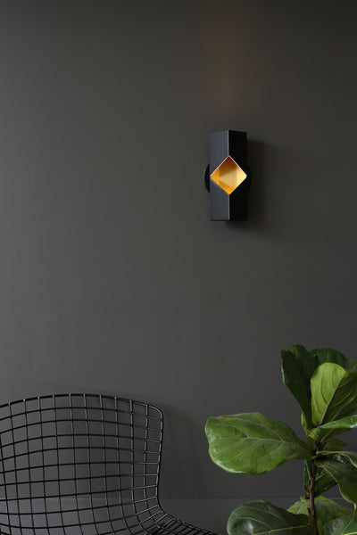 Notch Sconce | Rich Brilliant Willing